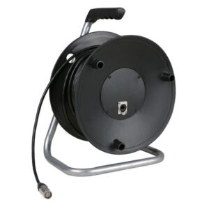 Cabledrum with 50m CAT-5 cable 100 Mbps