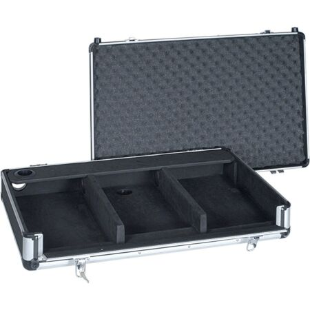 Flight case para reproductor CD 11'' y mezcladora dj 11''