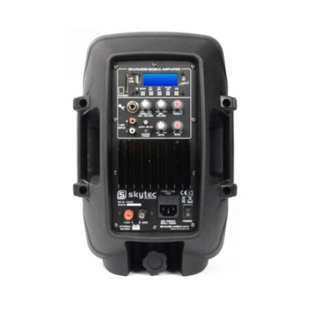 SPJ-PA910 Bafle Movil Activo ABS 10´´ BT/VHF/USB/MP3