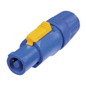 Neutrik Connector-input Azul