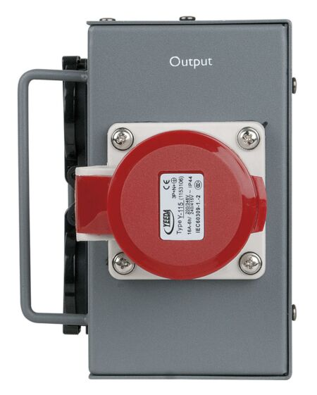 Split-Power 16 Distribuidor con PIAS