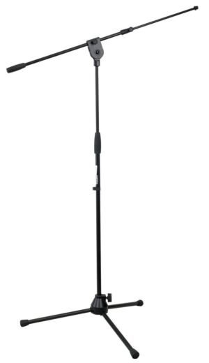 Pro Microphone stand with telescopic boom normal