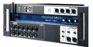 Soundcraft UI-16 Mesa de mezclas digital