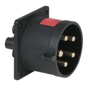 CEE 32A 400V 5 pin Socket Macho