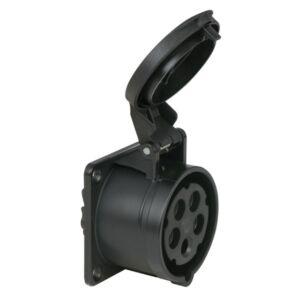 CEE 16A 400V 5p Socket Hembra