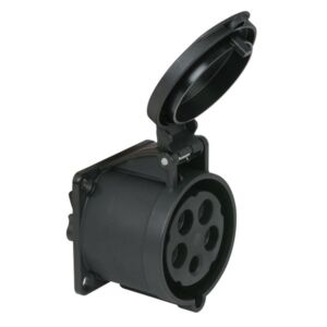 CEE 32A 400V 5p Socket Hembra