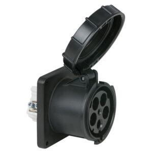 CEE 125A 400V 5p Socket Hembra