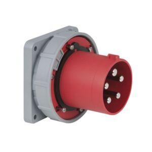 CEE 125A 400V 5p Socket Macho
