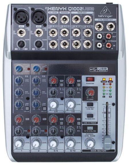 Behringer Xenyx Q1002USB