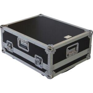 Flight case para mezclador directo 16 canales 'WC-PROQU16