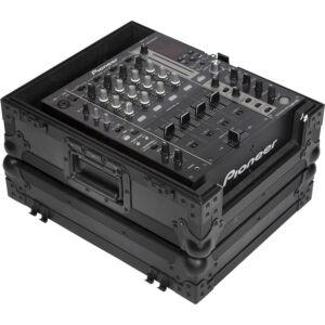 Flight case para mezclador de música y media player 12