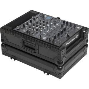 Flight case para mezclador de música y reproductor CD 12