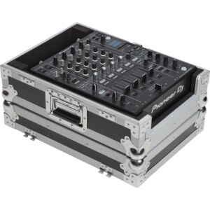 Flight case para mezclador de música y reproductor CD 12