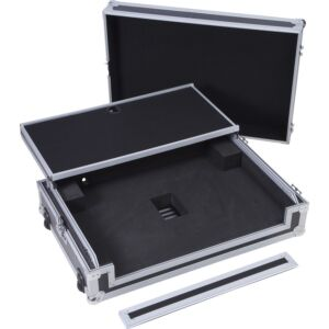 Flight case para controlador midi. 'WMC-PRO12IILTS