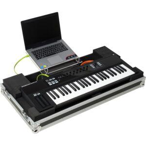 Flight case para teclado midi 49 teclas 'WMK-S49
