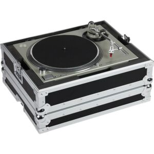 Flight case para tocadiscos. 'TURNTABLEPROBK