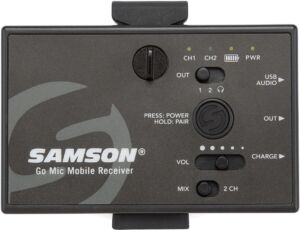 GO MIC MOBILE RECEIVER ONLY