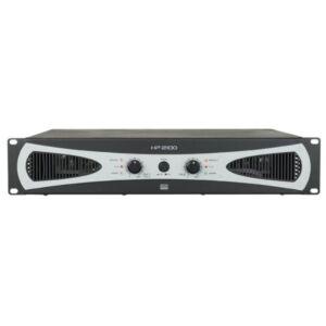 DAP AUDIO HP-2100 Amplificador 1000W 2 unidades