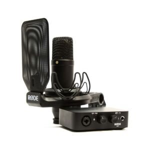 RODE KIT INTERFACE AI-1 Y MICRO NT-1