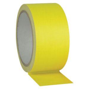 Gaffa tape Neon amarillo