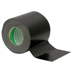 Nichiban Gaffa Tape 150 mm negro