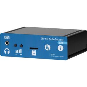Sistema de audio IP NET-DECODER