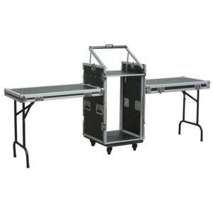 "POWER DYNAMICS PD-F16U10T 19"" rack con montaje como mesa"