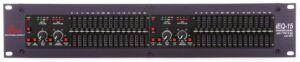 DBX IEQ15 Ecualizador gráfico