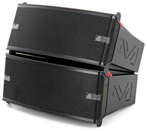 dB Technologies DVA Mini Set M2M M2S