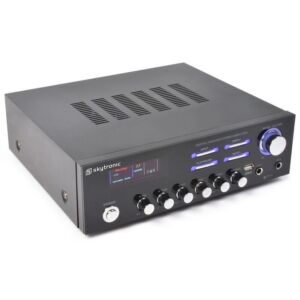 SKYTRONIC AV-120 Amplificador Karaoke MP3