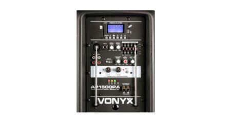VONYX 170.338 AP1500PA