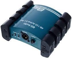 BSS AR-133 Caja inyección