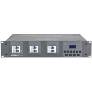 Showtec DDP-610T Dimmer de 6 Canales