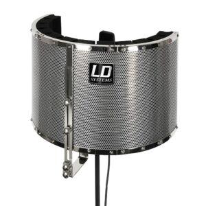 LD Systems RF1 Pantalla
