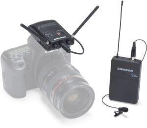 Samson CONCERT88 Camera Lavalier (F)