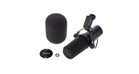 Shure SM 7B Micro de Estudio