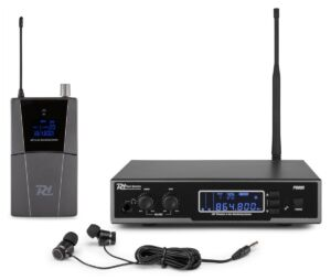 PD800 InEar monitoring System UHF