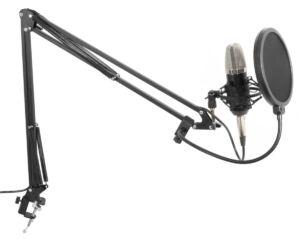 CMS400 Studio Set micro Cond Silver 173.503