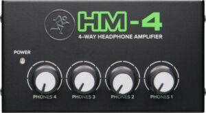 Amplificador auriculares MACKIE HM-4