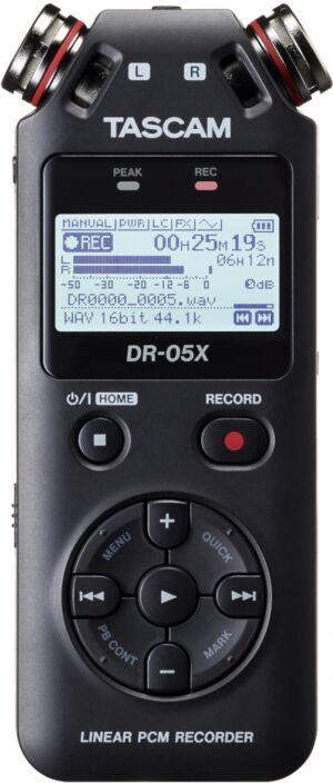 Tascam DR05X Grabadora Portatil