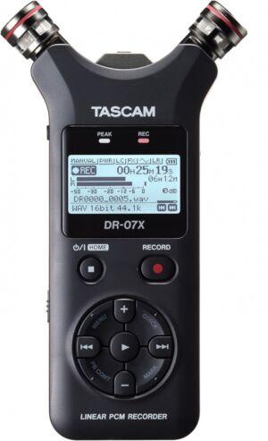 Tascam DR-07X Grabadora Portatil