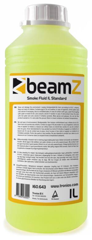 Líquido de humo Beamz standar 1L