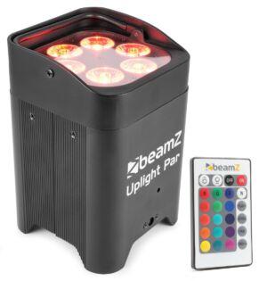 Beamz BBP96 Foco par batería